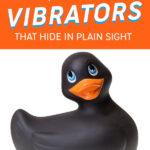 7 Unique Women's Vibrators that Hide in Plain Sight