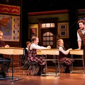 Mum-And-Me Date: I Watched The School of Rock Musical And It Was Awesome!