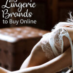 List of High End Lingerie Brands to Buy Online