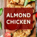 Almond Chicken | Stay at Home Mum.com.au