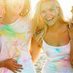 bigstock Happy Girls Having Fun At Holi 236706313 | Stay at Home Mum.com.au