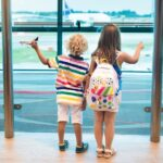 bigstock Kids Travel And Fly Child At 241919188 | Stay at Home Mum.com.au