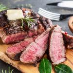 bigstock Medium rare Ribeye steak with 306636085 | Stay at Home Mum.com.au