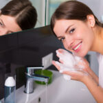 bigstock Woman Washing Up In The Mornin 211327618 | Stay at Home Mum.com.au
