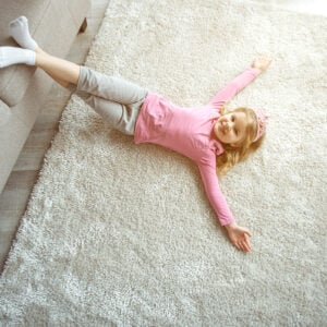 The Best Carpets For Homes With Young Children