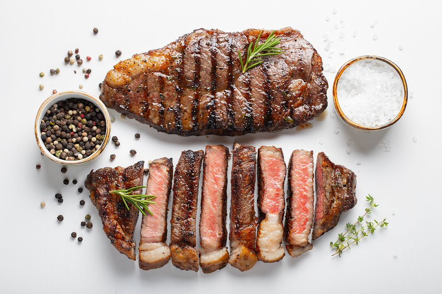 bigstock Two Grilled Marbled Beef Steak 261981292   Stay at Home Mum.com.au