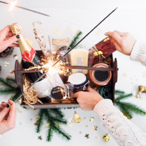 The Best Christmas Hampers Under $50!