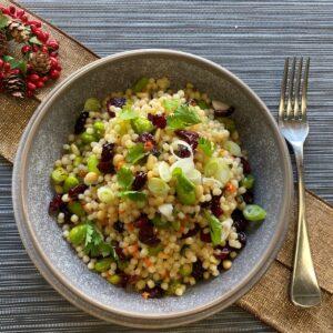 Christmas Couscous Salad