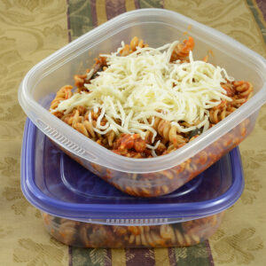 Using Leftover Food to Save Money