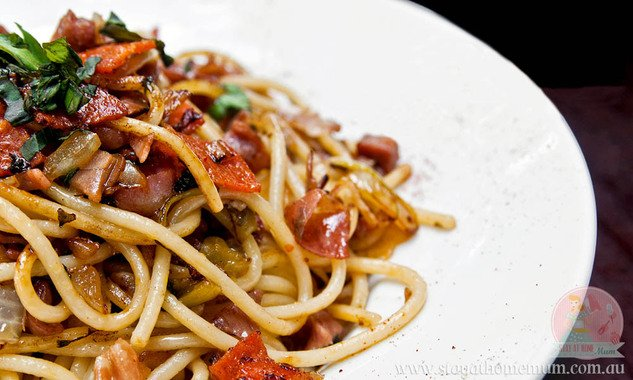 Faster Pasta – Super Fast Way to Use Up Leftovers