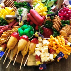 The Ultimate Australia Day Platters