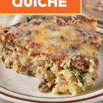 One Cup Quiche   Stay at Home Mum.com.au