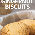Traditional Gingernut Biscuits   Stay at Home Mum.com.au