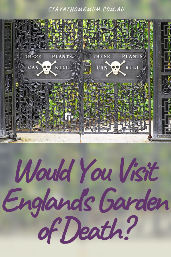 Would You Visit England's Garden of Death? | Stay at Home Mum
