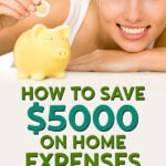 How to Save 5000 on Home Expenses Right Now | Stay at Home Mum.com.au