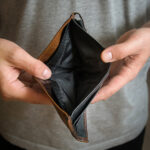 bigstock Businessman Has No Money Unem 286860208 | Stay at Home Mum.com.au