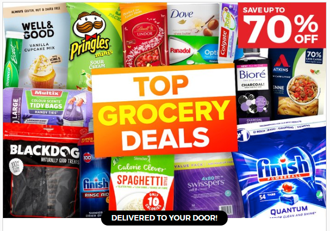Top Grocery Deals | Stay at Home Mum