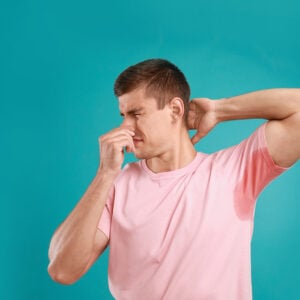 How to Remove Body Odour from Clothing