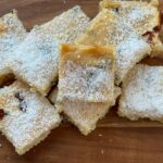 Passionfruit Coconut Slice | Stay at Home Mum