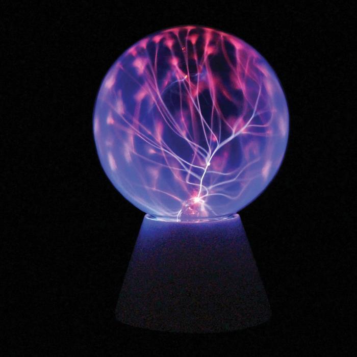 TESLA'S LAMP PLASMA BALL 15CM DIAMETER | Stay At Home Mum