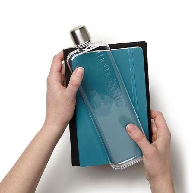 MemoBottle Slim Reusable Water Bottle | Stay At Home Mum
