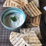 Greek Yoghurt Flatbread | Stay at Home Mum