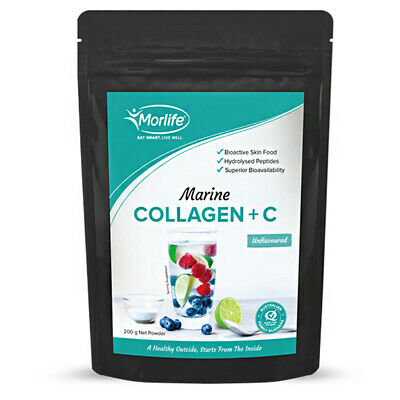 Morlife Marine Collagen + C Powder | Stay At Home Mum
