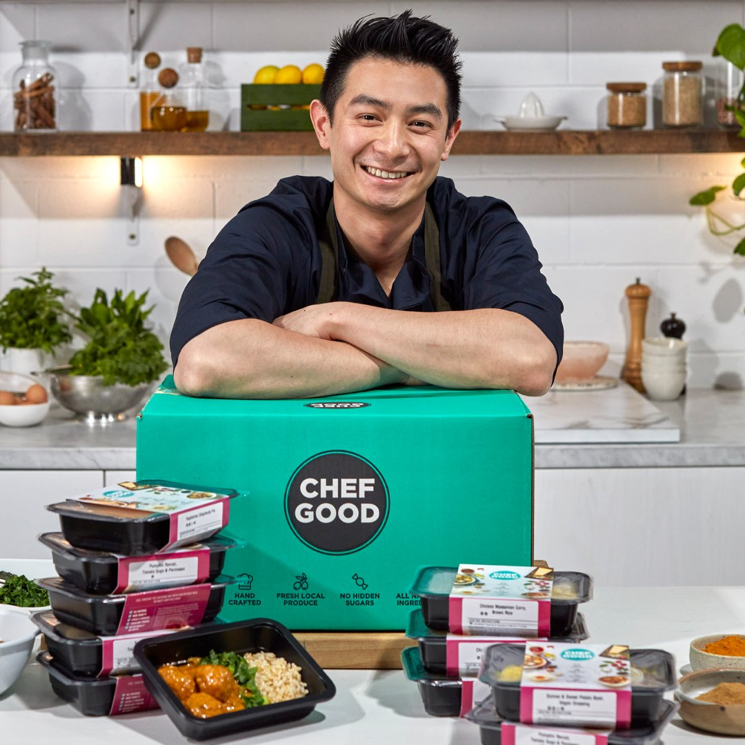 Chefgood Introduces Guest Chef Series