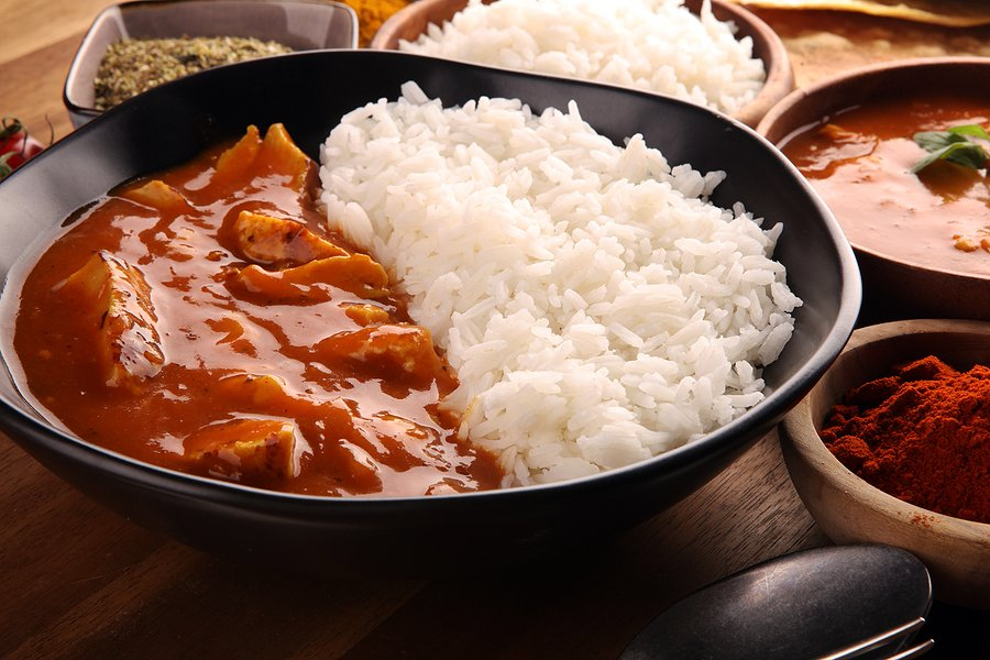 Really Really Easy Butter Chicken