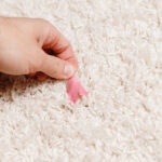 How to Get Gum Out of Carpet | Stay at Home Mum