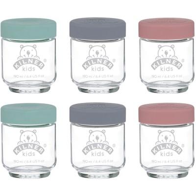 Kilner Kids Jar Set of 6 - 190ml | Stay At Home Mum