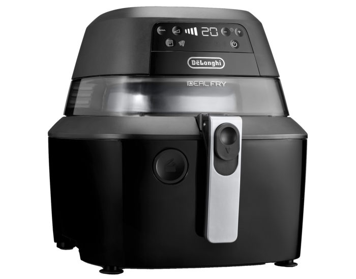 DeLonghi IdealFry Digital Hot Air Fryer FH2394BK | Stay at Home Mum