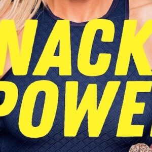 Book Review: Snack Power by Tiffiny Hall