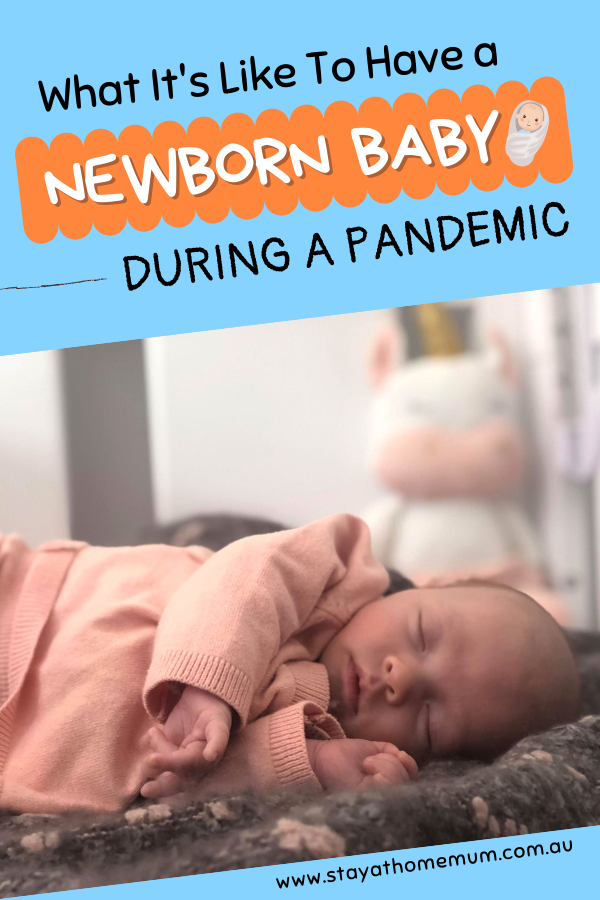 Newborn Baby During a Pandemic | Stay at Home Mum