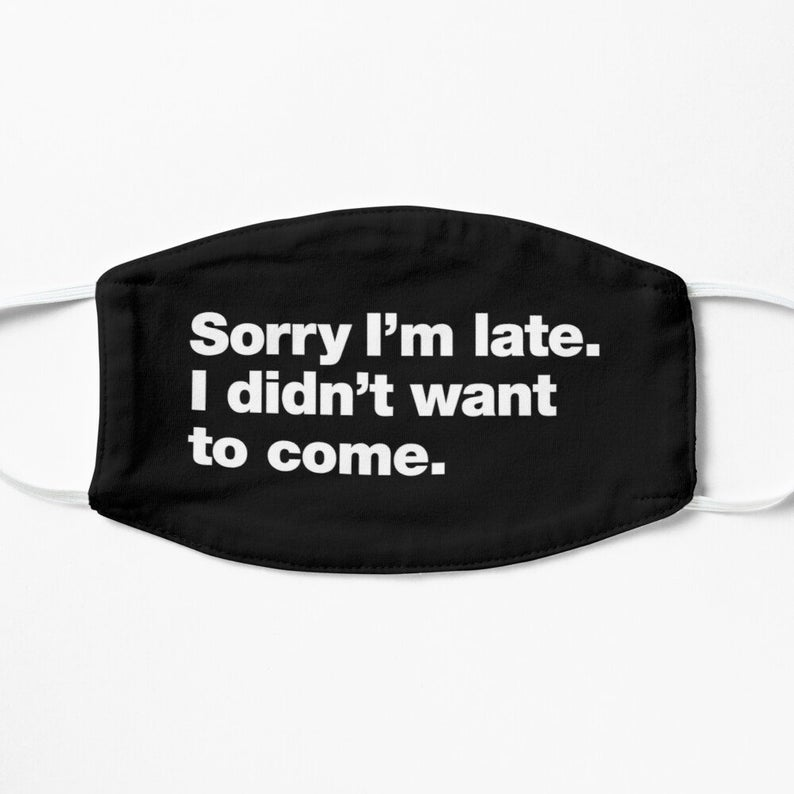 Sorry I'm Late | Stay At Home Mum