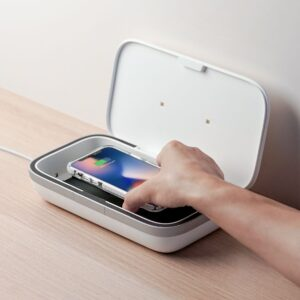 Forget Hand Sanitizer, Now there is a Phone Sanitizer (and it's a pretty great idea!)