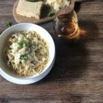 Chicken Alfredo Pasta | Stay At Home Mum