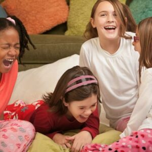 How to Host a Sleepover for Kids