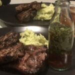 Mint Marinated Lamb Chops with Super Easy Mint Sauce | Stay At Home Mum