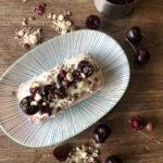 Morello Cherry Icecream cake | Stay at Home Mum.com.au