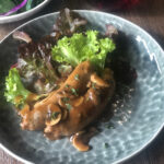 Slow Cooker Sausages in Mushroom Sauce | Stay At Home Mum