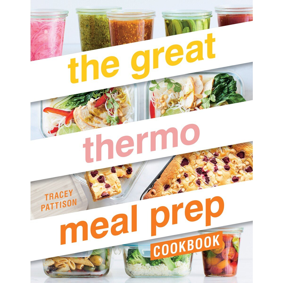 Book Review: The Great Thermo Meal Prep Cookbook
