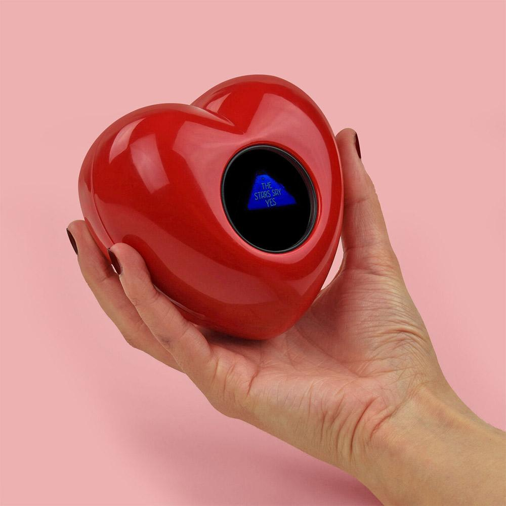 Love  Is The Answer Magic 8 Ball | Stay At Home Mum