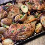 Lemon Pepper Chicken Tray Bake 3 e1608004723303 | Stay at Home Mum.com.au