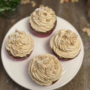 Peanut Butter Cream Cheese Frosting