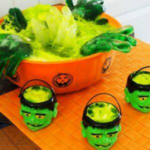 Slime of Doom Halloween Punch
