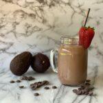 Keto Avocado Smoothie | Stay at Home Mum