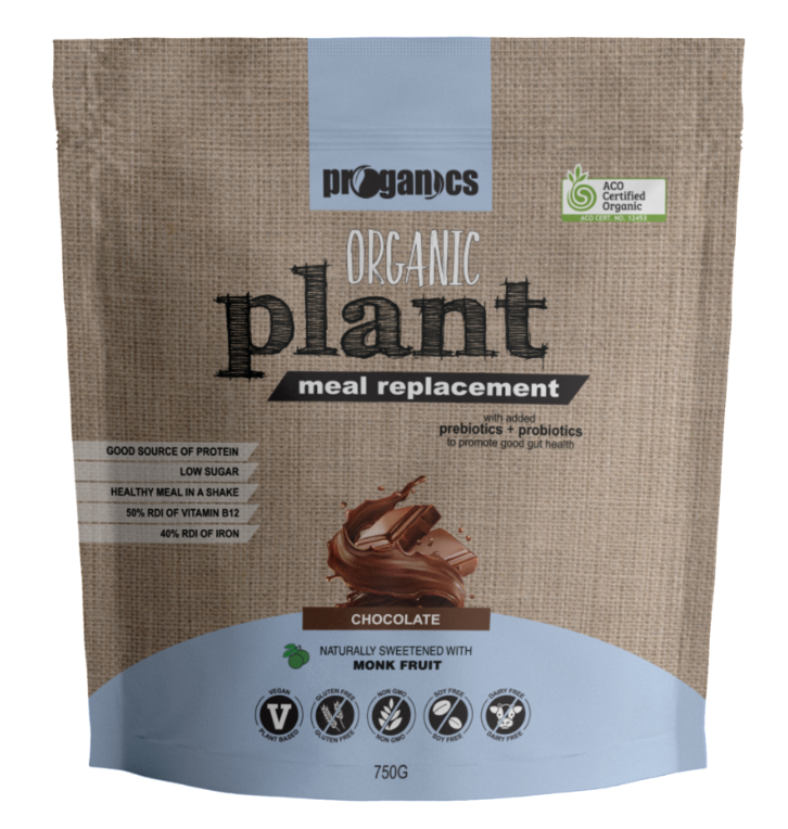 Proganics Organic Plant Meal Replacement | Stay at Home Mum