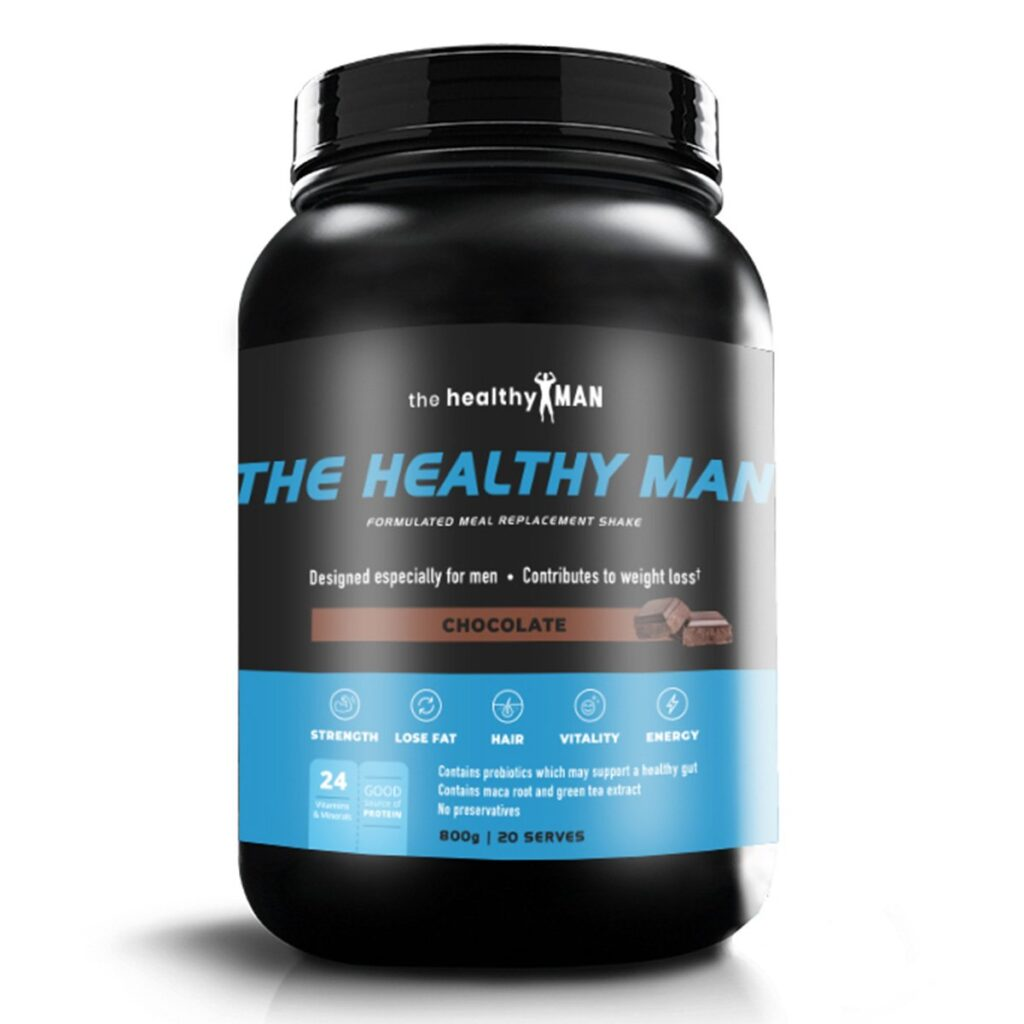 The Healthy Man Shake | Stay at Home Mum