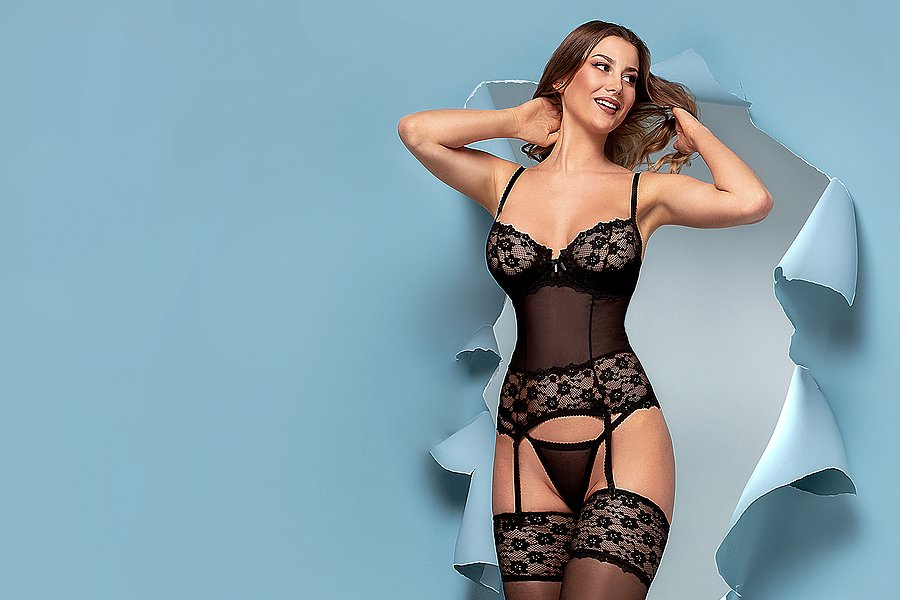 Cute Lingerie That Will Hide Your Post-Baby Belly